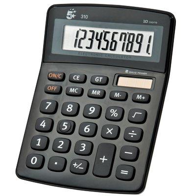 Calcolatrice Da Tavolo 310 5 [ TT17651 ]
