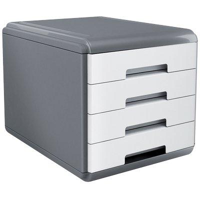 Cassettiere fino a 5 cassetti tecnosistemi per la pa for Cassettiere design per ufficio