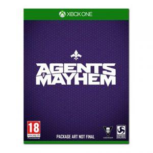 Agents Of Mayhem Day One Edition – Microsoft Xbox One [ TT268235 ]