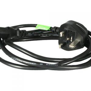 3 M Standard UK Computer Power Cord [ TT719850 ]
