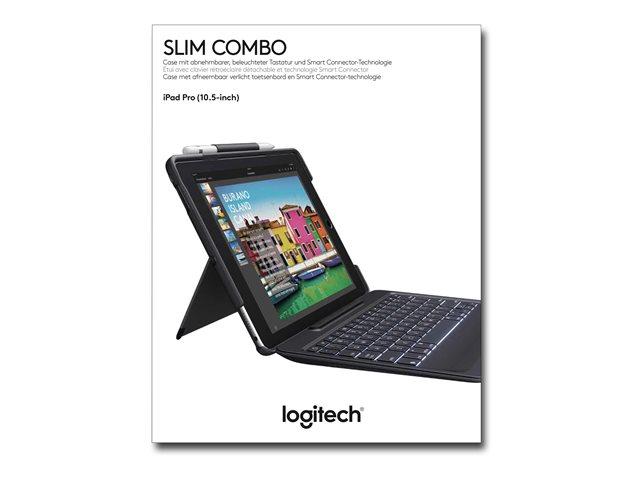 Agganciare la tastiera per iPad