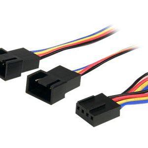 12in 4 Pin Fan Power Splitter Cable [ TT719840 ]