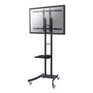 NewStar Mobile TV Floor Stand PLASMA-M2000E – Carrello Per TV LCD / Al Plasma – Nero – Dimensione Schermo: 32″-70″ – Interfaccia Montaggio: 200 X 200 Mm [ TT189492 ]