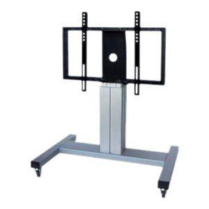 ITB Solution Electric Up-Down – Carrello Per TV LCD / Al Plasma (motorizzato) – Argento – Dimensione Schermo: 42″-90″ [ TT713186 ]