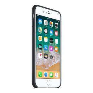 Apple – Copertina Per Cellulare – Silicone – Nero – Per IPhone 7 Plus, 8 Plus [ TT552967 ]