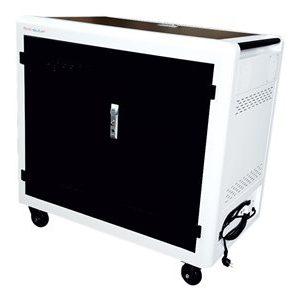 TeachBus One Plus – Carrello Carica E Gestione Per 36 Tablet / Notebook – Bloccabile – Metallo, Plastica ABS [ TT286759 ]