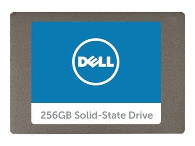Dell – SSD – 256 GB – interno – SATA – per Inspiron 15 5567, 17 5767; Latitude 34XX, 35XX, 7370, 7414, E5270, E5570; OptiPlex 90XX [ TT795078 ]