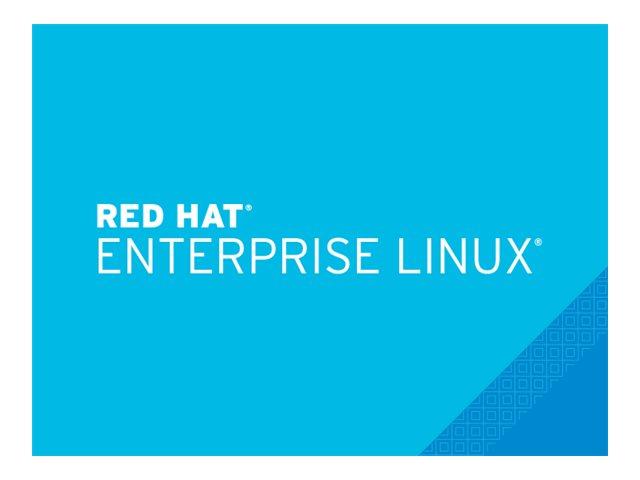 Red Hat Enterprise Linux Server with Smart Management – Abbonamento standard (3 anni) – 2 socket, 1 nodo fisico/2 nodi virtuali [ TT549494 ]