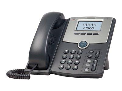 1 Line IP Phone With Display, PoE, PC Port [ TT43521 ]