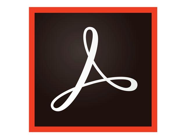 Adobe Acrobat Standard 2017 – Licenza – 1 utente – CLP – Livello 2 (100000-299999) – Win – International English [ TT684184 ]
