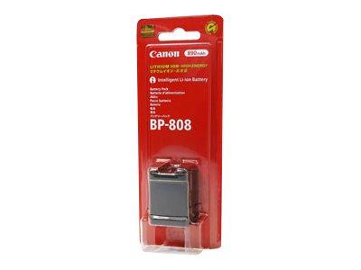Canon BP 808 – Batteria camcorder Li-Ion 890 mAh [ TT113183 ]