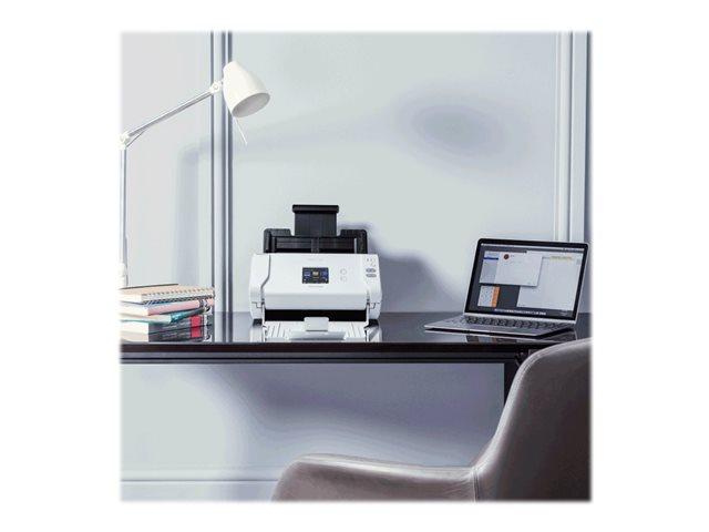 Brother ADS-2700W – Scanner documenti – Duplex – A4 – 600 dpi x 600 dpi – fino a 35 ppm (mono) / fino a 35 ppm (colore) – ADF (Alimentatore automatico documenti) (50 fogli) – USB 2.0, LAN, Wi-Fi(n), USB 2.0 (Host) [ TT687539 ]