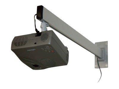 SOPAR STAFFE UNIVERSALI VESTA 120 – Kit montaggio ( staffa a muro ) per proiettore [ TT226374 ]