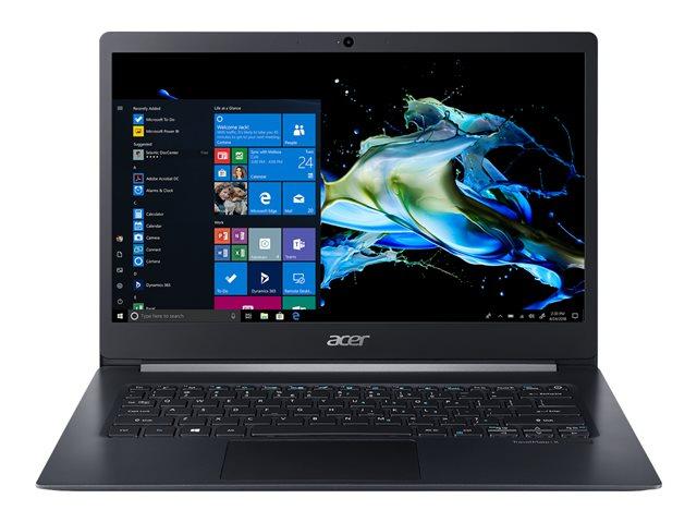 Acer TravelMate X5 TMX514-51T-77WT – Core i7 8565U / 1.8 GHz – Win 10 Pro Edizione a 64 bit – 8 GB RAM – 256 GB SSD NVMe – 14″ IPS touchscreen 1920 x 1080 (Full HD) – UHD Graphics 620 – Wi-Fi, Bluetooth – Graphite Black – tast: italiana [ TT802983 ]