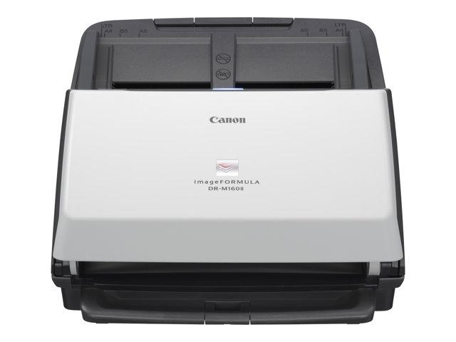 Canon imageFORMULA DR-M160II – Scanner documenti – Duplex – 216 x 3000 mm – 600 dpi – fino a 60 ppm (mono) / fino a 60 ppm (colore) – ADF (Alimentatore automatico documenti) ( 60 fogli ) – fino a 7000 scansioni al giorno – USB 2.0 [ TT134650 ]