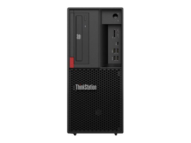 Lenovo ThinkStation P330 (2nd Gen) 30CY – Tower – 1 x Core i5 9500 / 3 GHz – RAM 8 GB – SSD 256 GB – TCG Opal Encryption – masterizzatore DVD – UHD Graphics 630 – GigE – Win 10 Pro Edizione a 64 bit -monitor: nessuno – tastiera: Italian – TopSeller [ TT793093 ]