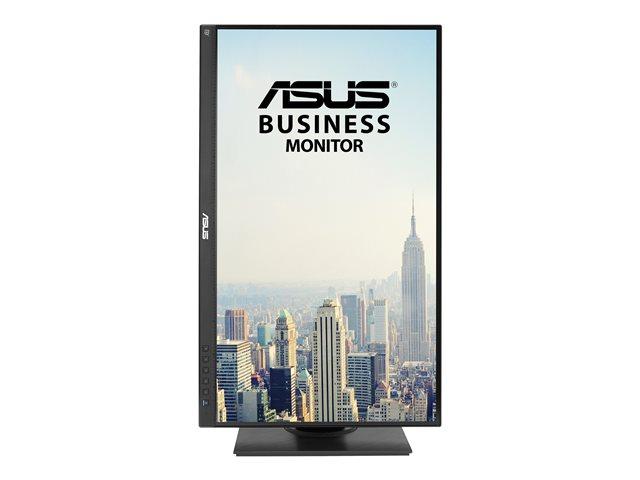 ASUS BE27AQLB – Monitor a LED – 27″ – 2560 x 1440 – IPS – 350 cd/m² – 1000:1 – 5 ms – HDMI, DVI-D, DisplayPort, Mini DisplayPort – altoparlanti – nero [ TT417855 ]