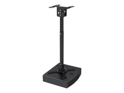 NewStar Universal Projector Ceiling Mount BEAMER-C100 – Montaggio a soffitto per proiettore – nero [ TT191144 ]
