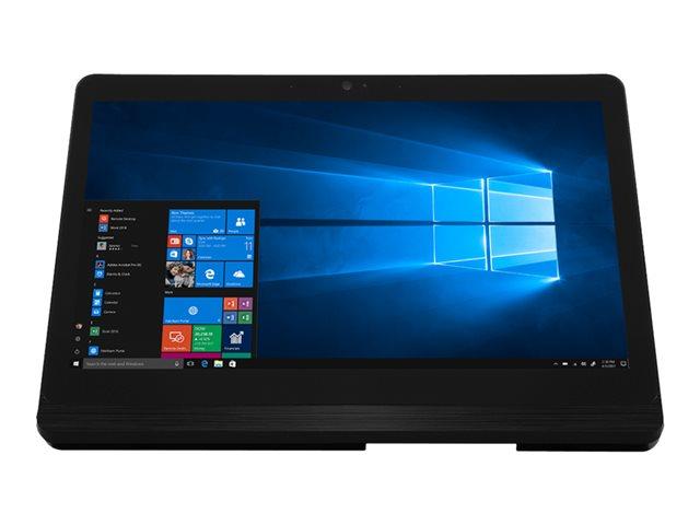 MSI Pro 16 Flex 8GL 024XEU – All-in-one – Celeron N4000 / 1.1 GHz – RAM 4 GB – SSD 256 GB – HD Graphics 600 – GigE – WLAN: Bluetooth, 802.11a/b/g/n/ac – senza SO -monitor: LED 15.6″ 1366 x 768 (HD) touchscreen [ TT803016 ]