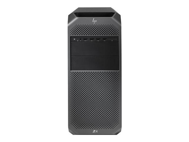 HP Workstation Z4 G4 – MT – 4U – 1 x Core i9 9820X X-series / 3.3 GHz – RAM 16 GB – SSD 512 GB – masterizzatore DVD – senza grafica – GigE – Win 10 Pro Edizione a 64 bit -monitor: nessuno – tastiera: italiana [ TT793951 ]