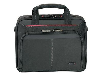 Targus 15.4 – 16″ / 39.1 – 40.6cm Laptop Case – Borsa trasporto notebook – 16″ – nero [ TT275036 ]