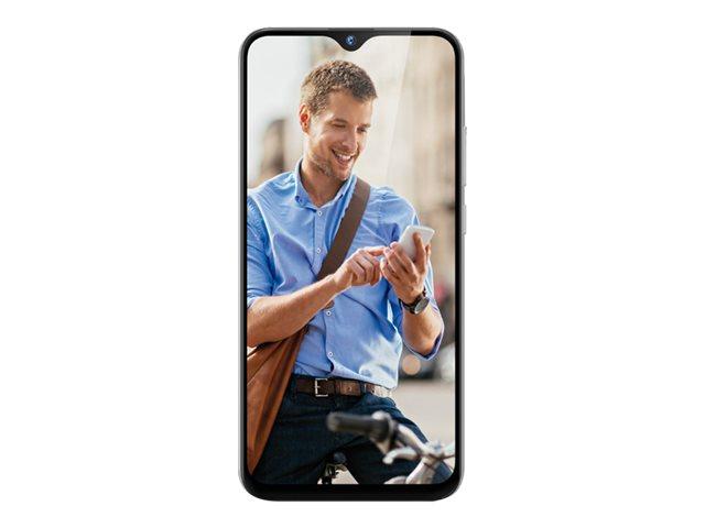 Gigaset GS290 – Smartphone – dual SIM – 4G LTE – 64 GB – microSD slot, – microSDXC slot – GSM – 6.3″ – 2340 x 1080 pixel (409 ppi) – IPS – RAM 4 GB – 16 MP (fotocamera anteriore 16 MP) – Android – pearl white [ TT801227 ]