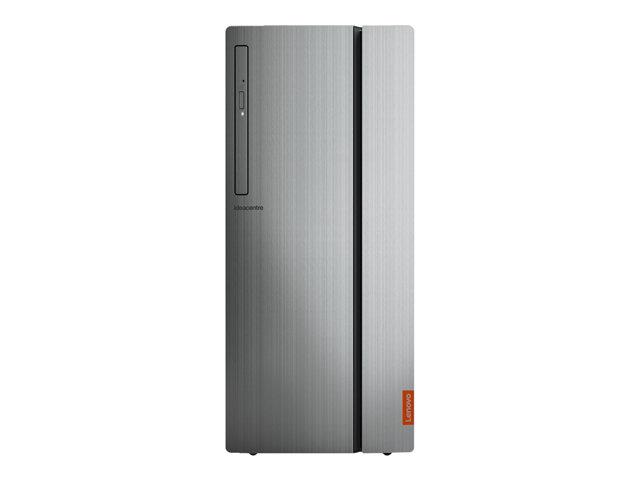 Lenovo IdeaCentre 720-18APR 90HY – Tower – Ryzen 5 2400G / 3.6 GHz – RAM 8 GB – HDD 1 TB – masterizzatore DVD – Radeon Vega 11 – GigE – WLAN: Bluetooth 4.0, 802.11ac – Win 10 Home 64 bit -monitor: nessuno – tastiera: italiana [ TT798745 ]