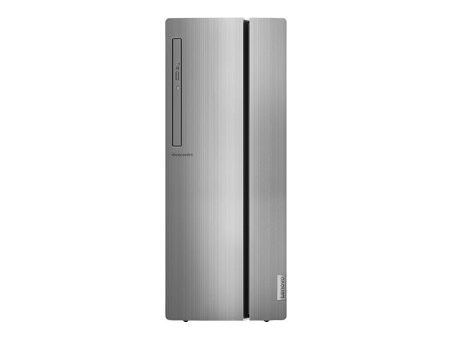 Lenovo IdeaCentre 510-15ICB 90HU – Tower – Core i5 9400 / 2.9 GHz – RAM 8 GB – HDD 1 TB – masterizzatore DVD – UHD Graphics 630 – GigE – WLAN: Bluetooth 4.0, 802.11ac – Win 10 Home 64 bit -monitor: nessuno – tastiera: italiana [ TT800058 ]