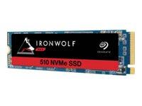 Seagate IronWolf 510 ZP1920NM30011 – SSD – 1.92 TB – interno – M.2 2280 – PCI Express 3.0 x4 (NVMe) – con 2 anni Seagate Recupero dei dati di salvataggio [ TT801779 ]