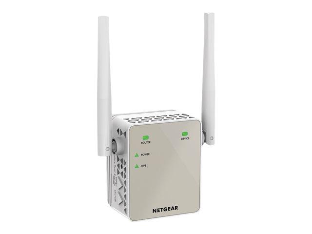 NETGEAR EX6120 – Estensore portata Wi-Fi – 802.11a/b/g/n/ac – doppia banda [ TT142080 ]