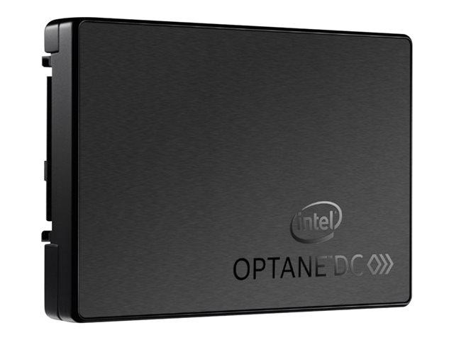 Intel Optane SSD DC P4800X Series – SSD – crittografato – 1.5 TB – 3D Xpoint (Optane) – interno – 2.5″ – U.2 PCIe 3.0 x4 (NVMe) – 256 bit AES [ TT803306 ]