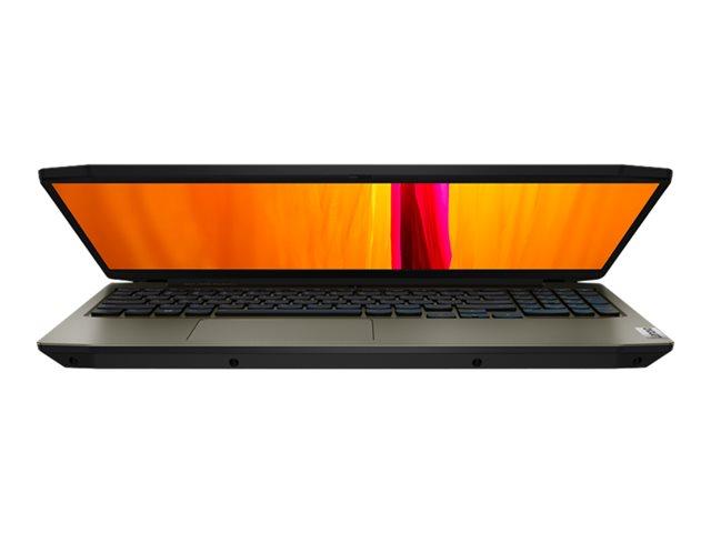 Lenovo IdeaPad Creator 5 15IMH05 82D4 – Core i5 10300H / 2.5 GHz – Win 10 Pro Edizione a 64 bit – 16 GB RAM – 512 GB SSD NVMe – 15.6″ IPS 1920 x 1080 (Full HD) – GF GTX 1650 / UHD Graphics – Bluetooth, Wi-Fi – muschio scuro – tast: italiana [ TT801509 ]