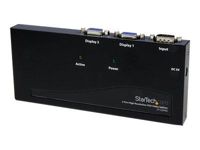 2 Port High Resoltion 350 MHz Video Splitter [ TT708244 ]