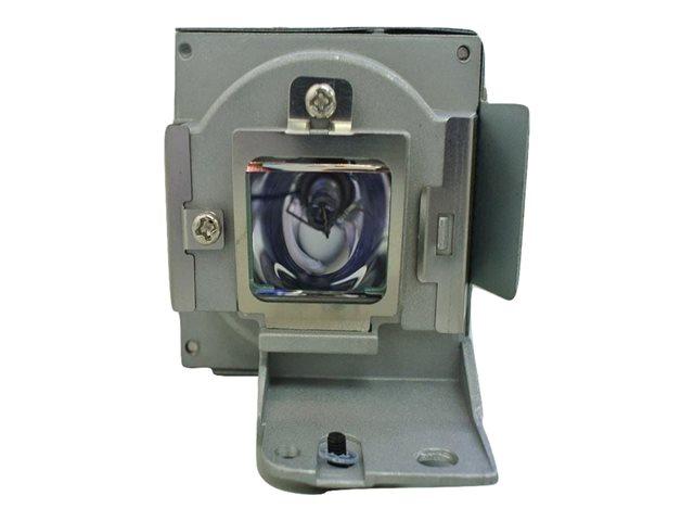 V7 – Lampada proiettore (equivalente a: Mitsubishi VLT-EX320LP) – 3000 ore – per Mitsubishi EW330U, EX320U, EX320U-ST [ TT708981 ]