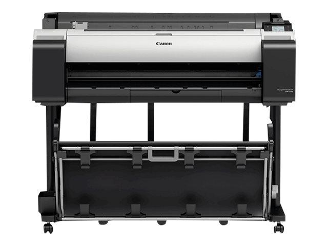 Canon imagePROGRAF TM-300 – 36″ stampante grandi formati – colore – getto d'inchiostro per stampa termica – Rotolo (91,4 cm) – 2400 x 1200 dpi – USB 2.0, Gigabit LAN, Wi-Fi(n) [ TT719485 ]