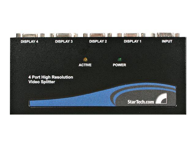 4 Port High Resolution SVGA Video Splitter [ TT711570 ]