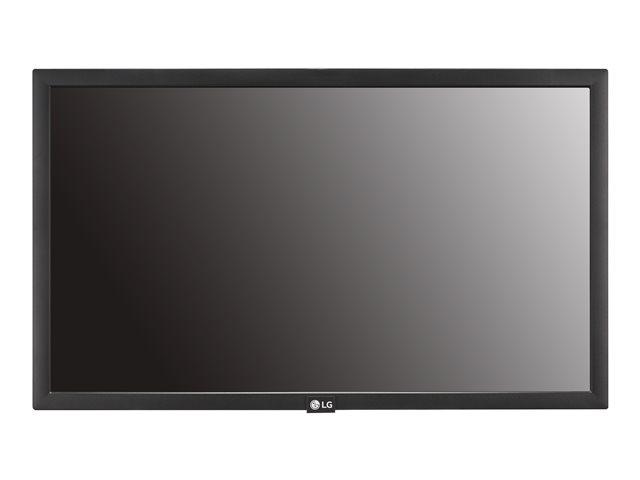 LG 22SM3B-B – 22″ Classe display LED – segnaletica digitale – Smart TV – 1080p (Full HD) – nero [ TT548663 ]