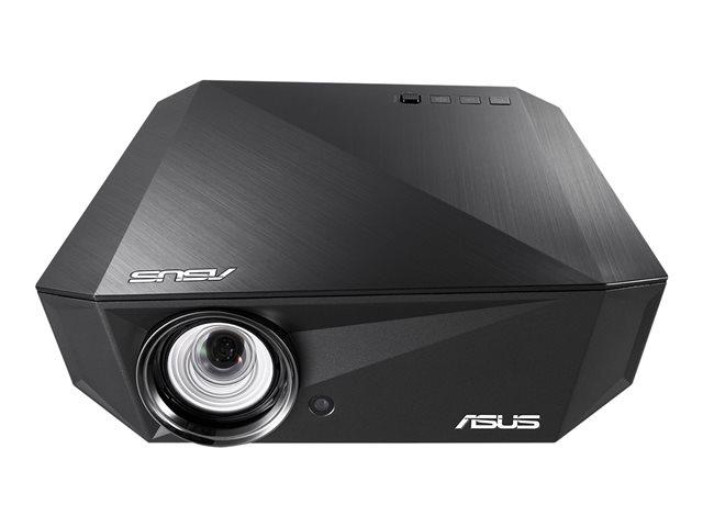 ASUS F1 – Proiettore DLP – RGB LED – portatile – 3D – 1200 lumen – Full HD (1920 x 1080) – 16:9 – 1080p – obiettivi fissi a a focale ridotta – wireless 802.11ac [ TT794154 ]