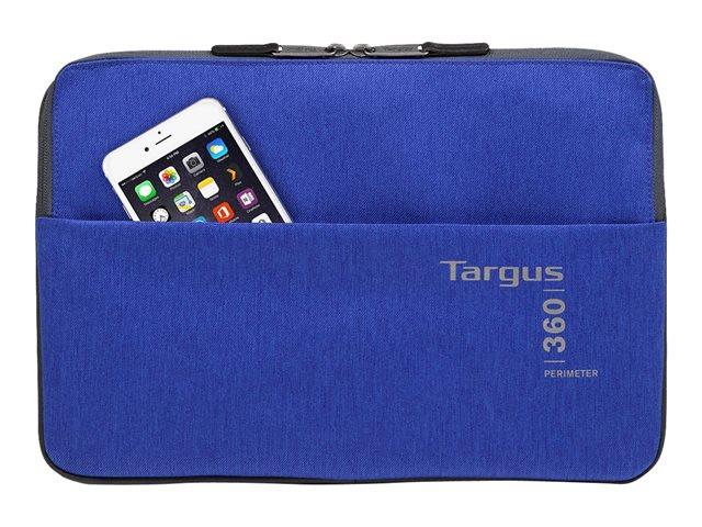 Targus 360 Perimeter – Custodia per notebook – 14″ – blu fosforescente [ TT767552 ]