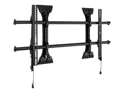 CHIEF CHLSM1U – Kit montaggio per TV LCD – acciaio – nero – dimensione schermo: 37″-63″ – wall-mountable [ TT711348 ]