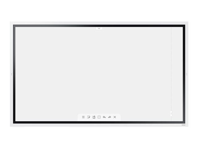 Samsung Flip WM65R – 65″ Classe display LED – segnaletica digitale – in piena ombra – 4K UHD (2160p) 3840 x 2160 – edge-lit [ TT794019 ]