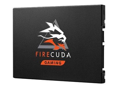 Seagate FireCuda 120 ZA2000GM1A001 – SSD – 2 TB – interno – 2.5″ – SATA 6Gb/s [ TT801862 ]