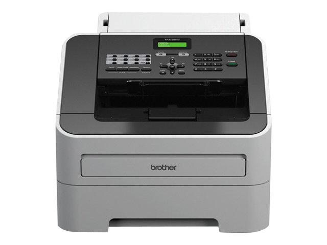 Brother FAX-2940 – Stampante multifunzione – B/N – laser – 215.9 x 355.6 mm (originale) – A4/Legal (supporti) – fino a 20 ppm (copia) – fino a 20 ppm (stampa) – 250 fogli – 33.6 Kbps – USB 2.0 [ TT715414 ]