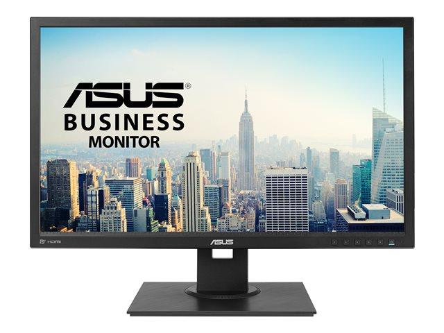 ASUS BE249QLBH – Monitor a LED – 23.8″ – 1920 x 1080 Full HD (1080p) – IPS – 250 cd/m² – 1000:1 – 5 ms – HDMI, DVI-D, VGA, DisplayPort – altoparlanti – nero [ TT692804 ]