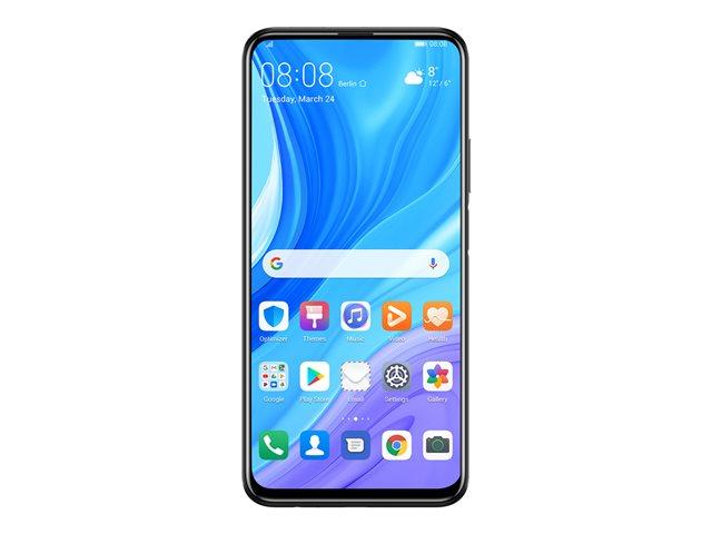 Huawei P Smart Pro – Smartphone – dual SIM – 4G LTE – 128 GB – microSDXC slot – GSM – 6.59″ – 2340 x 1080 pixel (391 ppi) – LTPS TFT – RAM 6 GB (fotocamera anteriore 16 MP) – 3 x fotocamere posteriori – Android – midnight black [ TT800892 ]