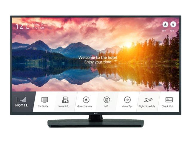 LG 55UT661H0ZA – 55″ Classe UT661H Series TV a LED – hotel / ospitalità – Pro: Centrico con Integrated Pro:Idiom – Smart TV – webOS – 4K UHD (2160p) 3840 x 2160 – HDR – LED a illuminazione diretta [ TT794461 ]