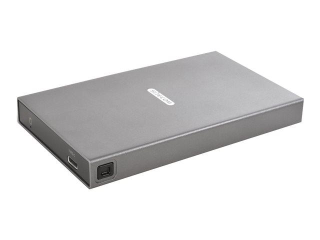 Sitecom MD-398 – Box esterno – 2.5″ – SATA 6Gb/s – 600 MBps – USB 3.1 [ TT546760 ]