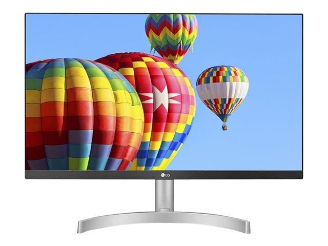 LG 24ML600S-W – Monitor a LED – 24″ – 1920 x 1080 Full HD (1080p) – IPS – 250 cd/m² – 1 ms – 2xHDMI – altoparlanti [ TT792144 ]