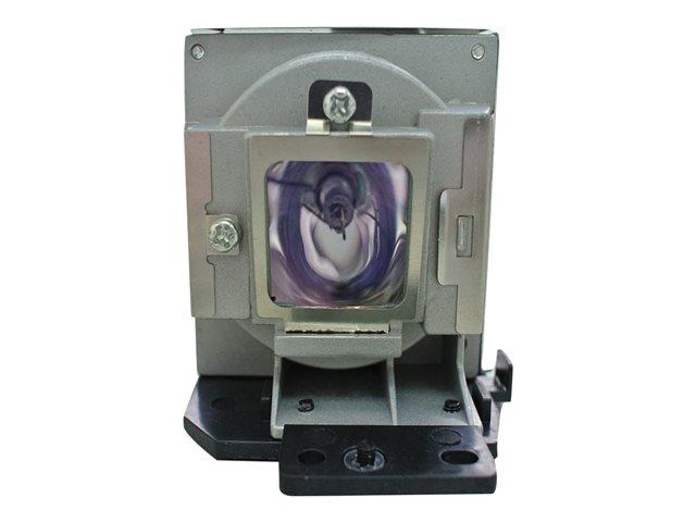 V7 – Lampada proiettore (equivalente a: BenQ 5J.J0T05.001) – 3000 ore – per BenQ MP772 ST [ TT708990 ]