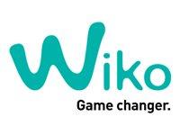 Wiko Folio – Flip cover per cellulare – poliuretano – nero, trasparente – per Wiko JERRY 3 [ TT779553 ]